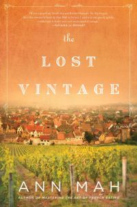 Ann Mah's THE LOST VINTAGE
