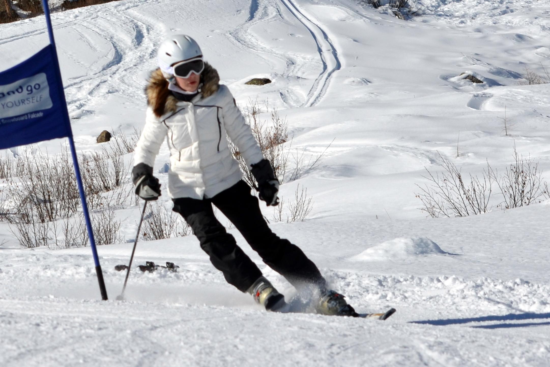 Ski Race Day
