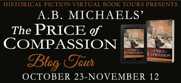 A.B. Michaels THE PRICE OF COMPASSION Blog Tour