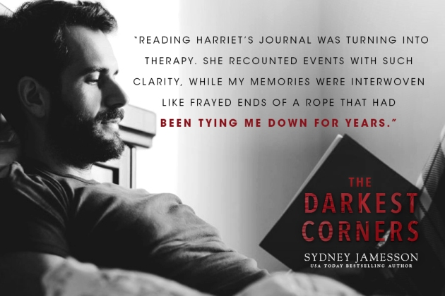 Sydney Jamesson's THE DARKEST CORNERS teaser