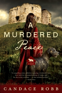 Candace Robb's A MURDERED PEACE