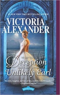 Victoria Alexander's THE LADY TRAVELERS GUIDE TO DECEPTION WITH AN UNLIKELY EARL