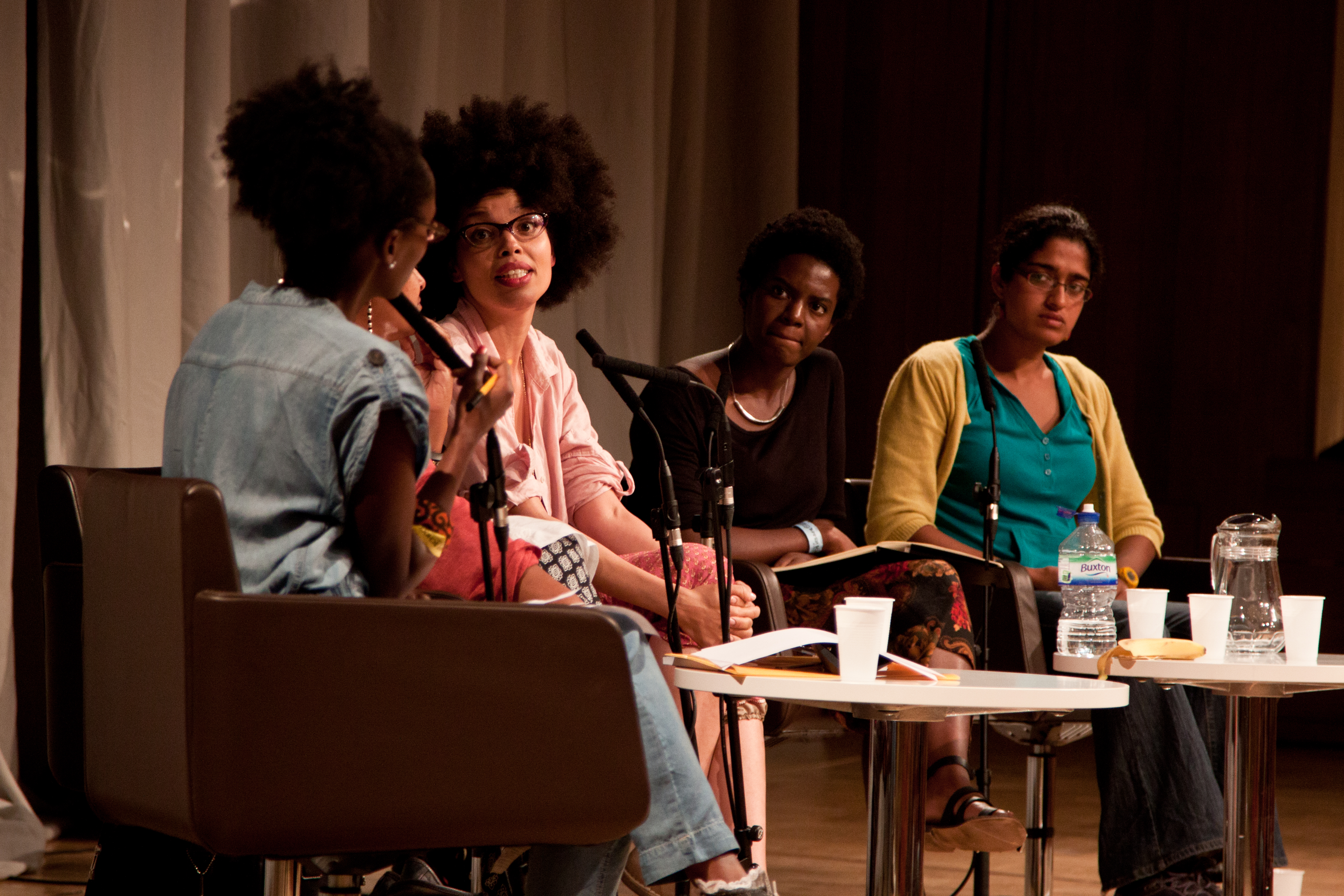 Race, Feminism and Activism