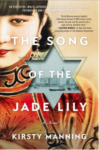 Kirsty Manning's THE SONG OF THE JADE LILY