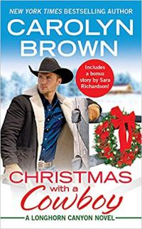 Carolyn Brown's CHRISTMAS WITH A COWBOY