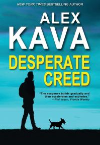 Alex Kava's DESPERATE CREED