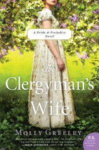 Molly Greeley's THE CLERGYMAN'S WIFE
