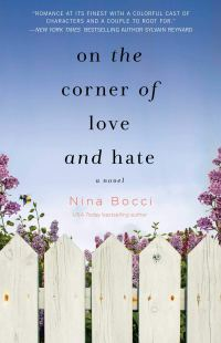 Nina Bocci's ON THE CORNER OF LOVE AND HATE
