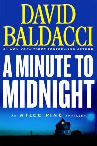 David Baldacci's A MINUTE TO MIDNIGHT