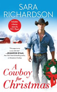 Sara Richardson's A COWBOY FOR CHRISTMAS