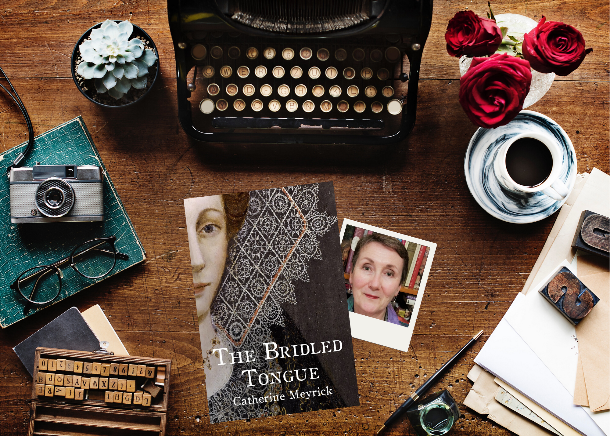 Catherine Meyrick's THE BRIDLED TONGUE