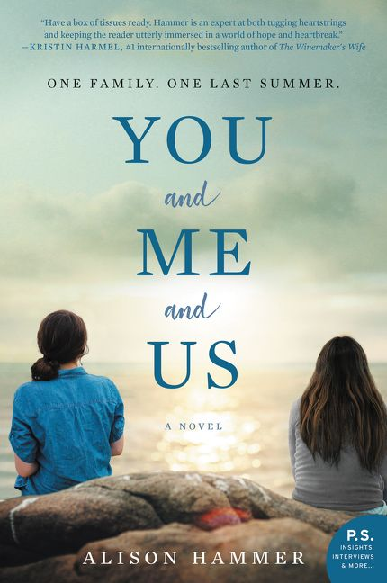 Alison Hammer's YOU AND ME AND US