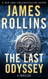 James Rollins' THE LAST ODYSSEY