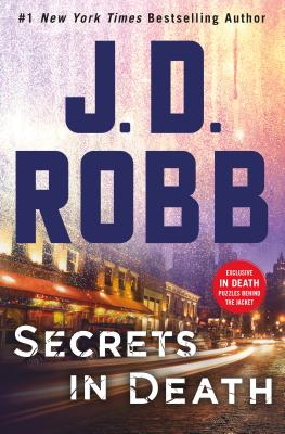 J.D. Robb's SECRETS IN DEATH