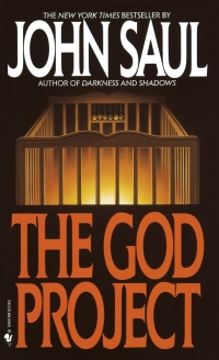 John Saul's THE GOD PROJECT