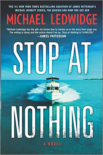 Michael Ledwidge's STOP AT NOTHING