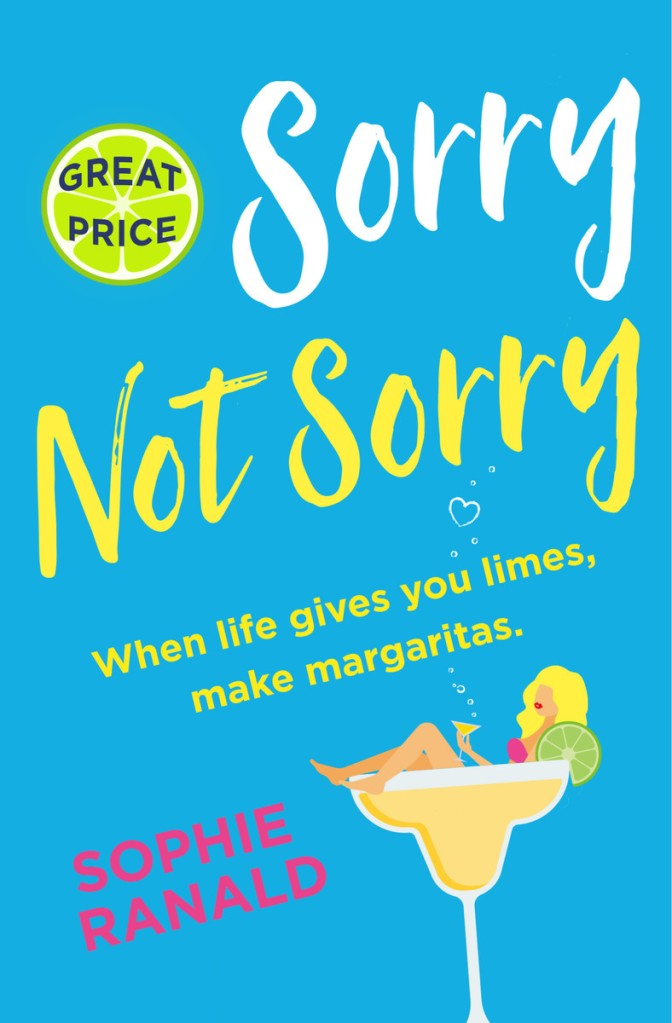 Sophie Ranald's SORRY NOT SORRY