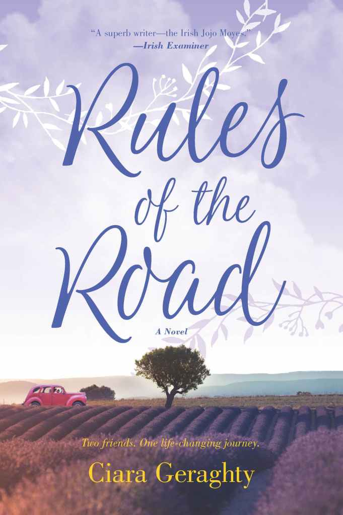 Ciara Geraghty's RULES OF THE ROAD