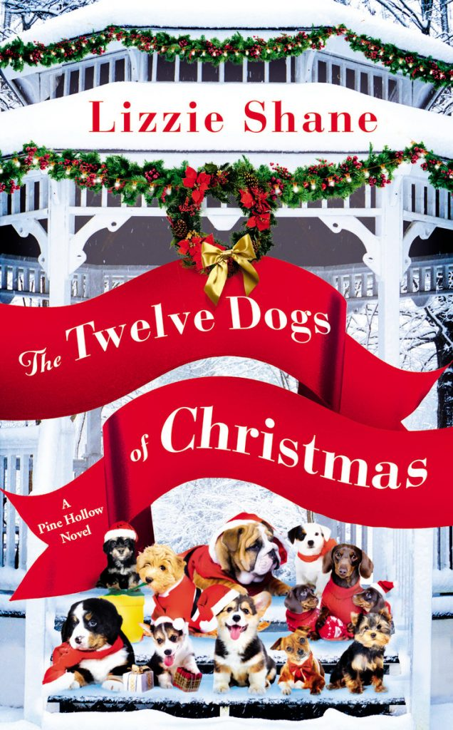 Lizzie Shane's THE TWELVE DOGS OF CHRISTMAS