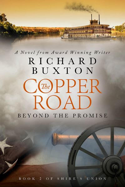 Richard Buxton's THE COPPER ROAD
