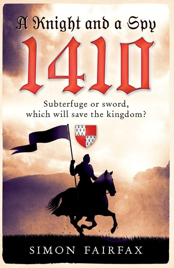 Simon Fairfax's A KNIGHT AND A SPY 1410