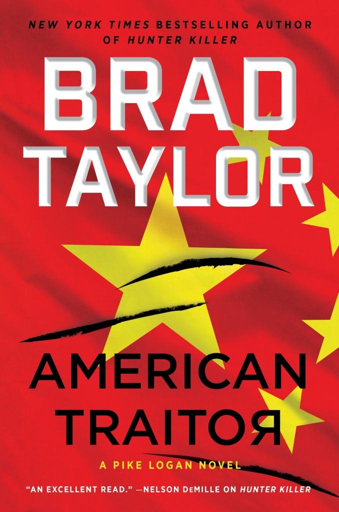 Brad Taylor's AMERICAN TRAITOR