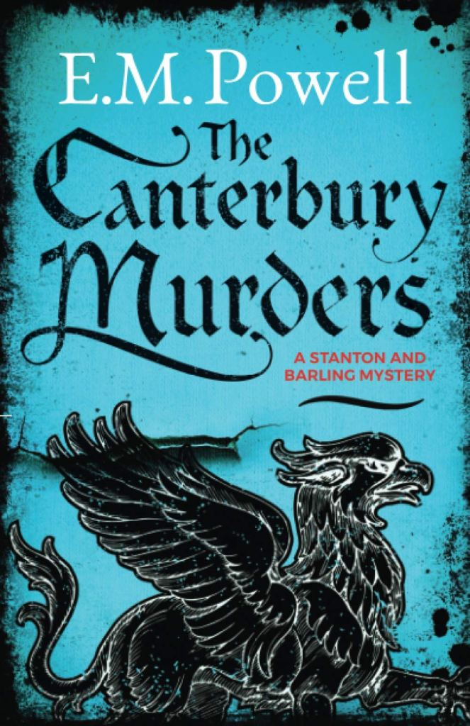 E.M. Powell's THE CANTERBURY MURDERS