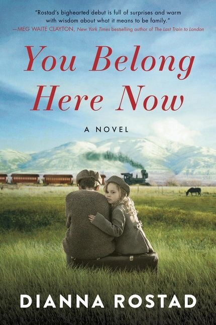 Dianna Rostad's YOU BELONG HERE NOW