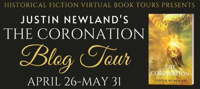 The Coronation Blog Tour banner