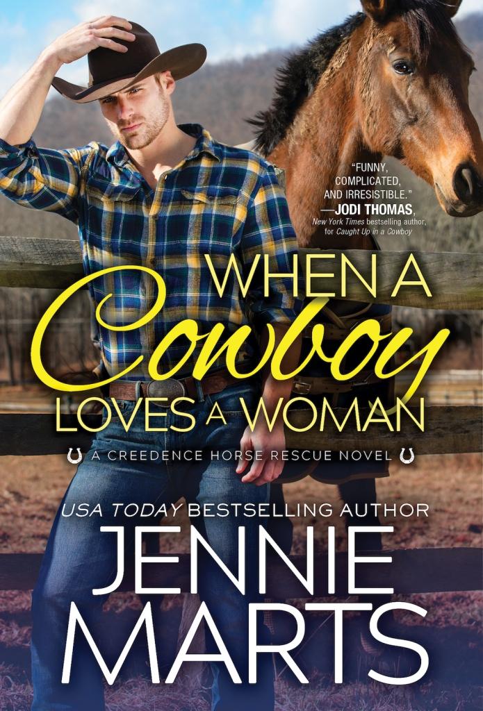 Jennie Marts' WHEN A COWBOY LOVES A WOMAN