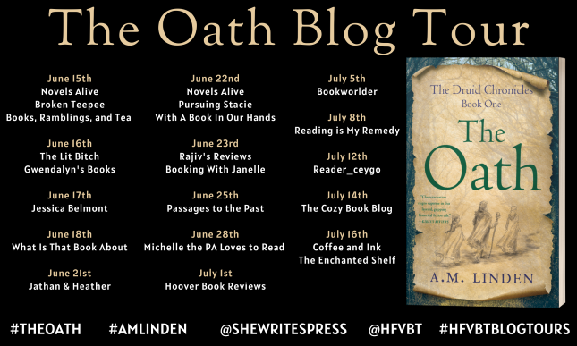 The Oath Blog Tour