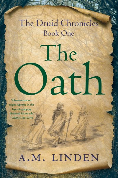 A.M. Linden's THE OATH
